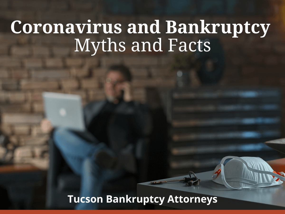 Coronavirus and Bankruptcy Myths and Facts